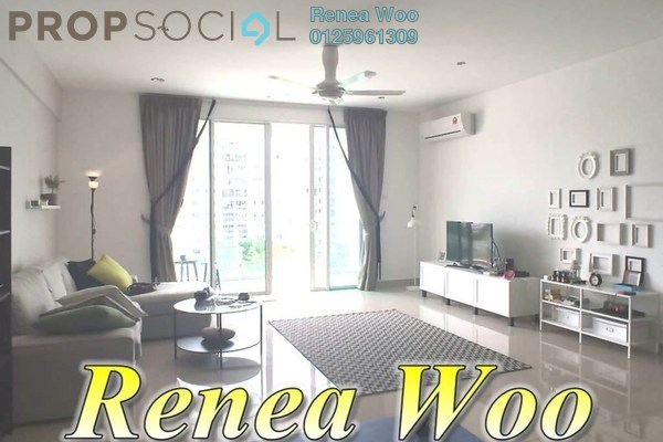 For Sale Condominium at Summerton Condominium, Bayan Indah Freehold Fully Furnished 3R/3B 900k