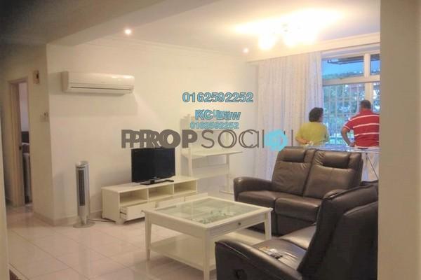 For Rent Condominium at Bayu Angkasa, Bangsar Freehold Fully Furnished 3R/2B 3k
