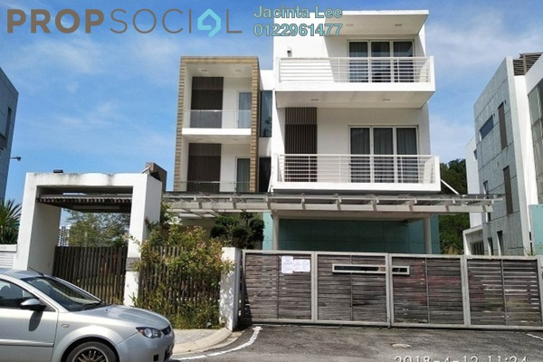 For Sale Bungalow at Nadayu, Melawati Freehold Semi Furnished 6R/6B 3.28m