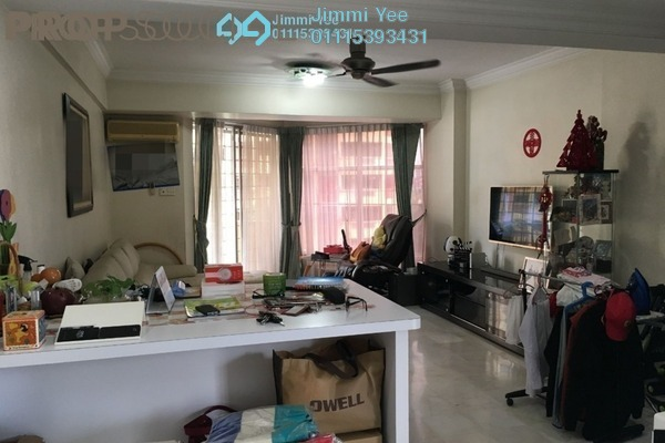 For Sale Condominium at Desa Gembira, Kuchai Lama Freehold Semi Furnished 3R/2B 490k
