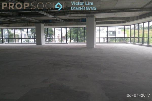 For Sale Office at UOA Business Park, Saujana Freehold Unfurnished 0R/0B 101m