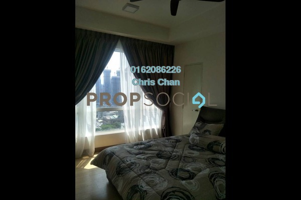 For Rent Condominium at Crest Jalan Sultan Ismail, KLCC Freehold Fully Furnished 3R/0B 3.6k