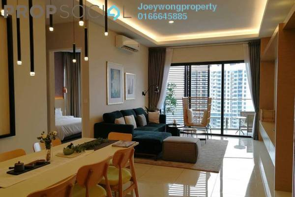 For Rent Condominium at Sky Condominium, Bandar Puchong Jaya Freehold Semi Furnished 3R/2B 2.5k