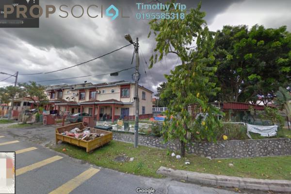 For Sale Terrace at Taman Lestari Putra, Bandar Putra Permai Freehold Semi Furnished 4R/3B 550k