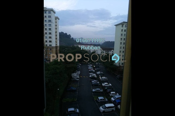 For Rent Apartment at D'Kiara Apartment, Pusat Bandar Puchong Freehold Semi Furnished 3R/2B 1.2k