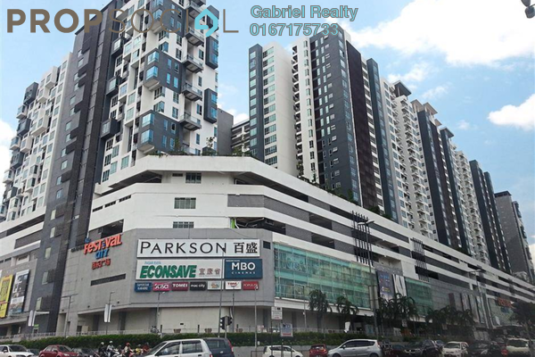 For Rent Condominium at ZetaPark, Setapak Freehold Semi Furnished 3R/2B 2k