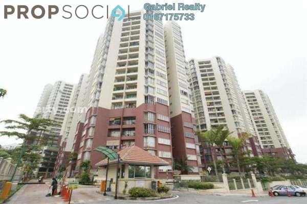 For Rent Condominium at Villa Wangsamas, Wangsa Maju Freehold Semi Furnished 4R/3B 2k