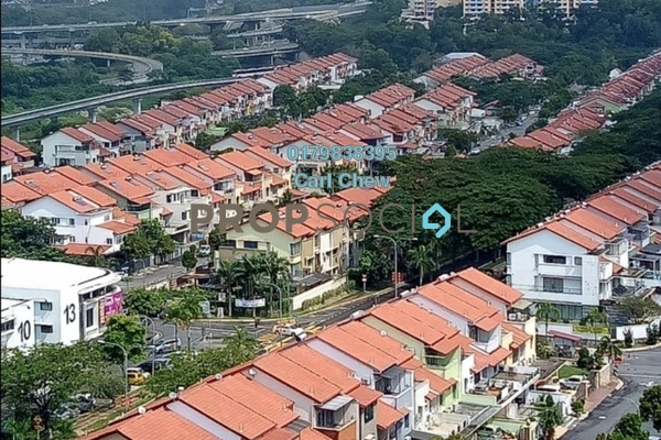 For Sale Terrace at Taman Esplanad, Bukit Jalil Freehold Semi Furnished 5R/4B 2m