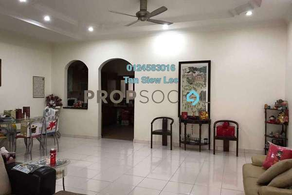 For Sale Terrace at Section 5, Kota Damansara Freehold Semi Furnished 4R/3B 928k