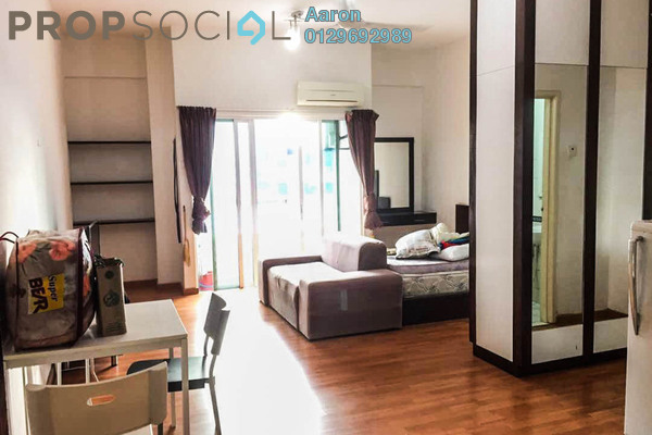 For Sale Serviced Residence at Maytower, Dang Wangi Freehold Fully Furnished 1R/1B 430k