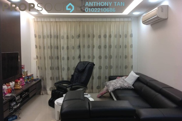 For Sale Condominium at Covillea, Bukit Jalil Freehold Fully Furnished 4R/3B 890k