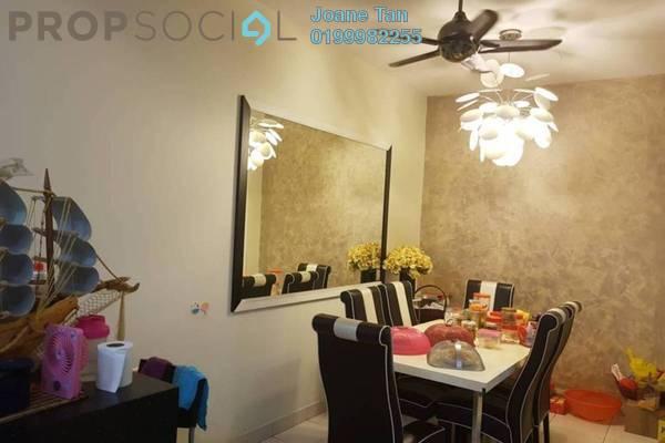 For Sale Terrace at Taman Sri Muda, Shah Alam Freehold Semi Furnished 5R/4B 780k