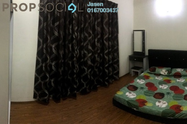 For Rent Condominium at Vue Residences, Titiwangsa Freehold Fully Furnished 2R/1B 2.4k