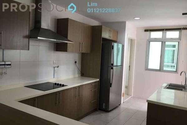 For Rent Condominium at Ceriaan Kiara, Mont Kiara Freehold Fully Furnished 3R/3B 4.2k