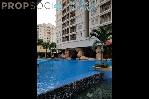 For Sale Condominium at Waldorf Tower, Sri Hartamas Freehold Fully Furnished 2R/2B 700k
