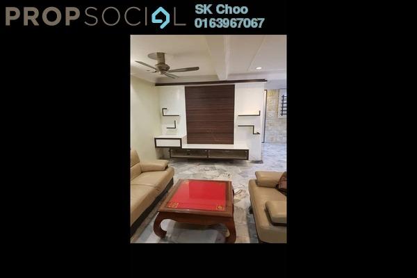 For Sale Terrace at Bandar Baru Sri Petaling, Sri Petaling Freehold Semi Furnished 5R/2B 950k