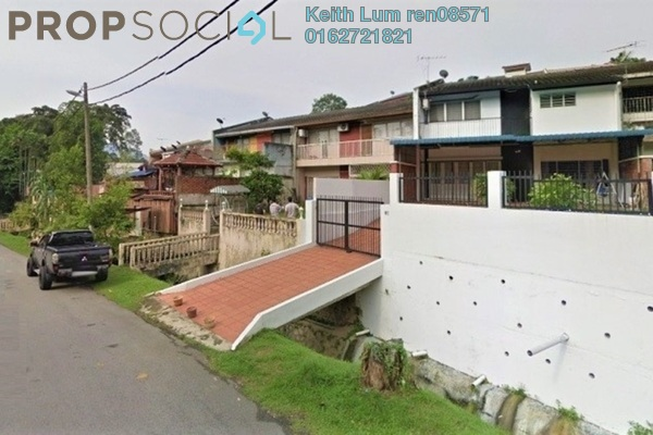 For Rent Terrace at Taman Zooview, Ukay Freehold Unfurnished 4R/3B 2.5k