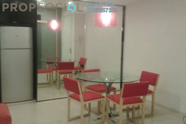 For Rent Condominium at VERVE Suites, Mont Kiara Freehold Fully Furnished 0R/0B 2.7k