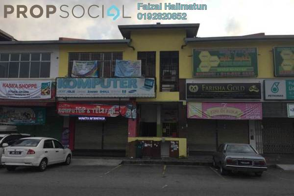 For Sale Shop at Kampung Teras Jernang, Bandar Baru Bangi Freehold Unfurnished 0R/1B 920k