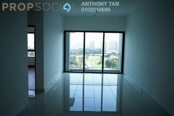 For Rent Condominium at The Link 2 Residences, Bukit Jalil Freehold Fully Furnished 2R/2B 2.3k