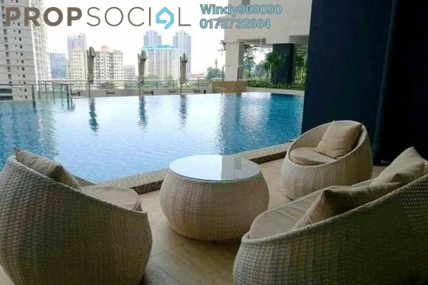 For Sale Condominium at Reko Sentral, Kajang Freehold Semi Furnished 3R/2B 320k