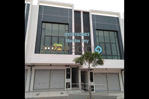 For Rent Shop at Sendayan Merchant Square, Bandar Sri Sendayan Freehold Unfurnished 0R/4B 3.5k