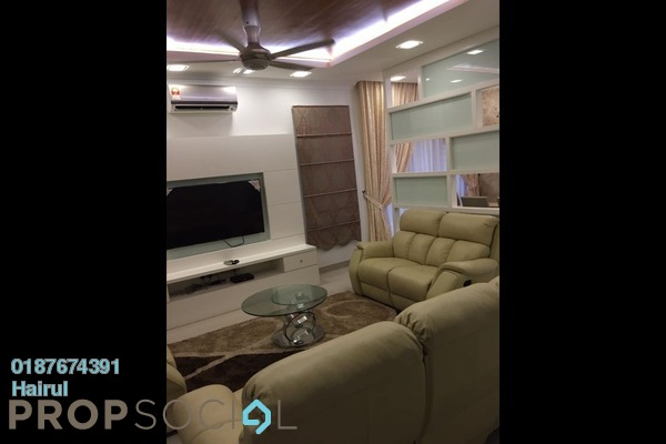 For Sale Terrace at Precinct 11, Putrajaya Freehold Semi Furnished 4R/3B 900k