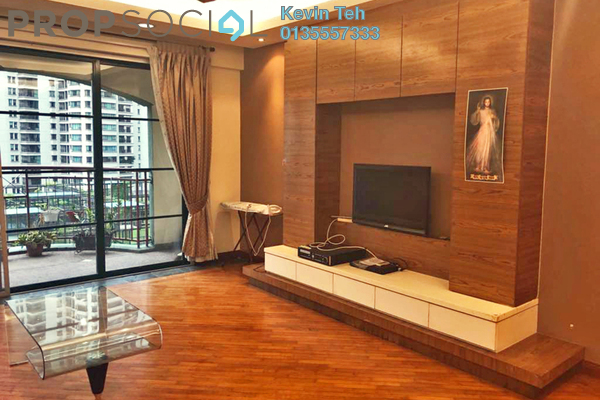 For Sale Condominium at Mont Kiara Sophia, Mont Kiara Freehold Fully Furnished 3R/2B 800k