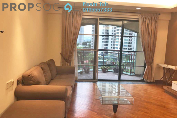 For Rent Condominium at Mont Kiara Sophia, Mont Kiara Freehold Fully Furnished 3R/2B 3.4k