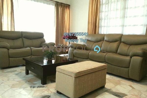 For Sale Terrace at Taman Bukit Maluri, Kepong Freehold Fully Furnished 5R/3B 1.3m