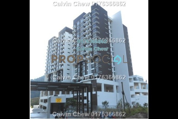 For Sale Condominium at Nadayu62, Melawati Freehold Unfurnished 3R/2B 430k