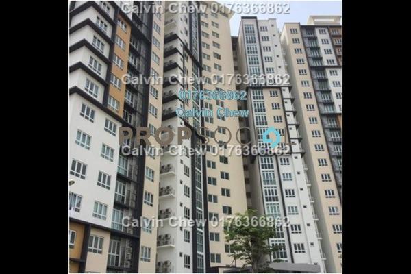 For Sale Condominium at Ceria Condominium, Cyberjaya Freehold Unfurnished 4R/3B 369k