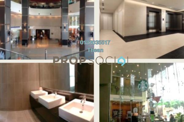 For Rent Office at Menara Axis, Petaling Jaya Freehold Semi Furnished 0R/0B 30k