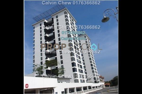 For Sale Duplex at Sawtelle Suites Cyberjaya, Cyberjaya Freehold Unfurnished 1R/2B 292k