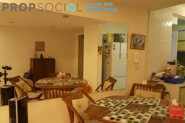 For Sale Condominium at Mont Kiara Pines, Mont Kiara Freehold Fully Furnished 3R/2B 860k