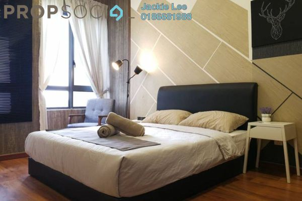 For Rent Condominium at The Link 2 Residences, Bukit Jalil Freehold Semi Furnished 3R/2B 1.7k