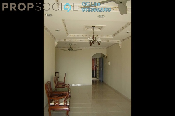 For Rent Condominium at Ketumbar Hill, Cheras Freehold Fully Furnished 4R/2B 1.5k