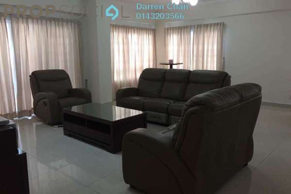 For Rent Condominium at Continental Heights, Kuchai Lama Freehold Fully Furnished 4R/3B 2.5k