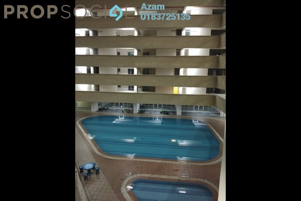 For Sale Apartment at Spring Ville, Ukay Freehold Semi Furnished 3R/2B 239k