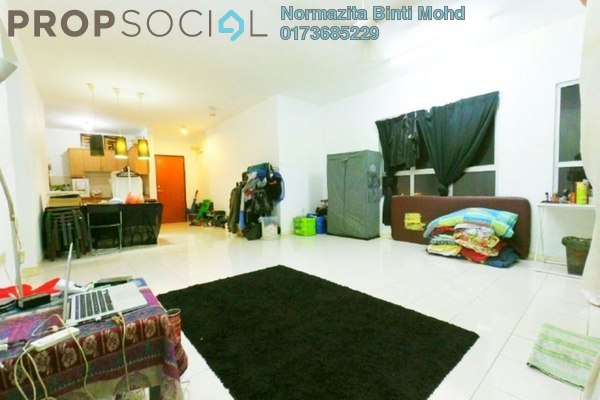 For Sale Condominium at Park Avenue, Damansara Damai Leasehold Semi Furnished 3R/2B 345k