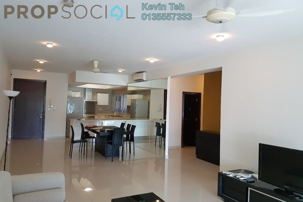 For Sale Condominium at Mont Kiara Meridin, Mont Kiara Freehold Fully Furnished 4R/3B 1.2m