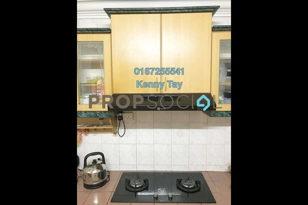 For Sale Condominium at Sri Intan 2, Jalan Ipoh Freehold Fully Furnished 3R/2B 429k