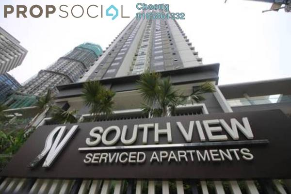 For Sale Condominium at South View, Bangsar South Freehold Unfurnished 3R/2B 900k