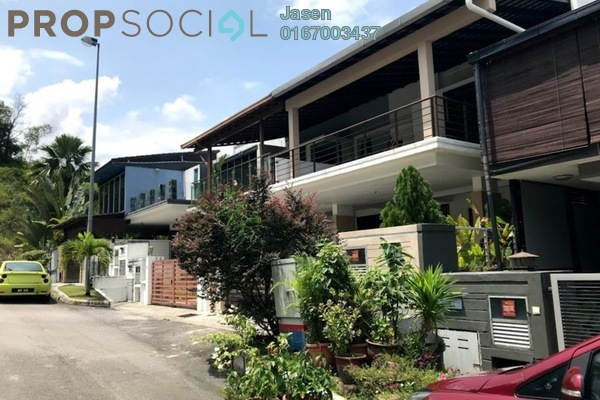 For Sale Terrace at Sering Ukay, Ukay Freehold Semi Furnished 4R/4B 1.2m