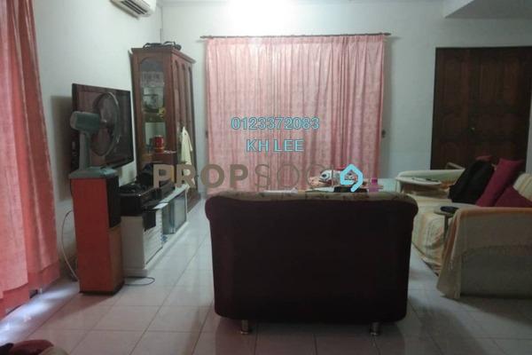 For Sale Terrace at PU9, Bandar Puchong Utama Freehold Semi Furnished 4R/3B 1.05m