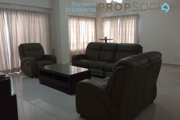 For Rent Condominium at Continental Heights, Kuchai Lama Freehold Fully Furnished 4R/3B 2.6k