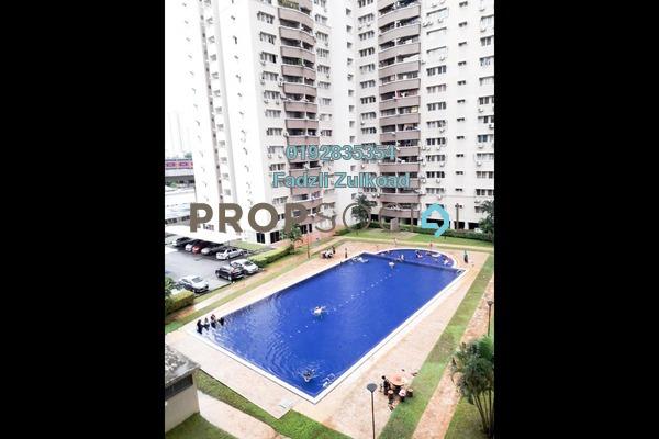 For Sale Condominium at Sentul Utama Condominium, Sentul Leasehold Unfurnished 3R/2B 360k