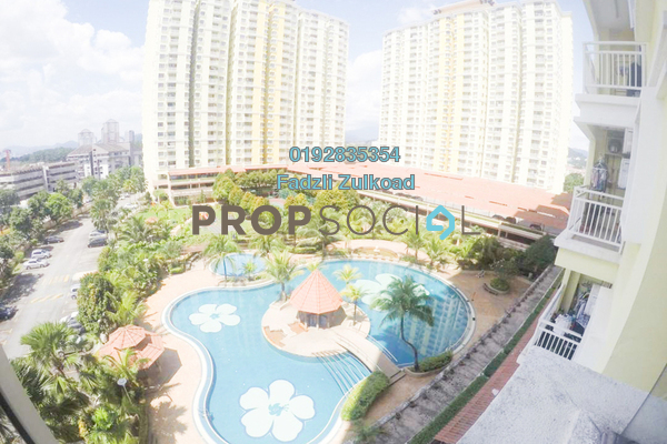 For Sale Condominium at Platinum Lake PV10, Setapak Leasehold Unfurnished 4R/2B 470k