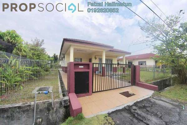 For Sale Bungalow at Taman Kota Perdana, Bandar Putra Permai Freehold Unfurnished 3R/2B 690k