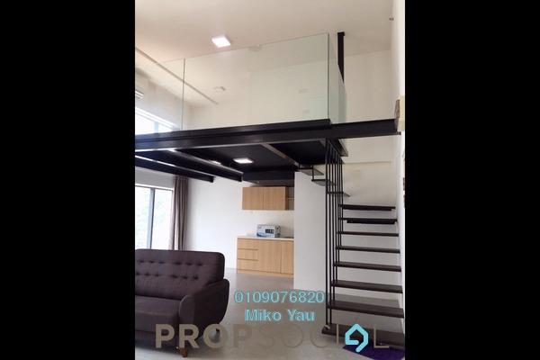 For Rent Duplex at Empire City, Damansara Perdana Freehold Semi Furnished 1R/2B 1.3k